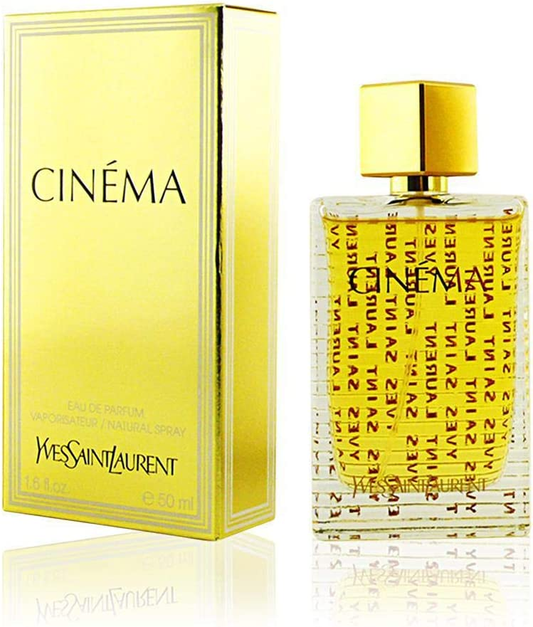 Yves Saint Laurent Cinema Agua de perfume Vaporizador 90 ml: Amazon.es