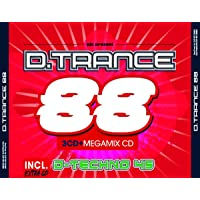 D.Trance Vol.88 (Incl.d.Techno 45)
