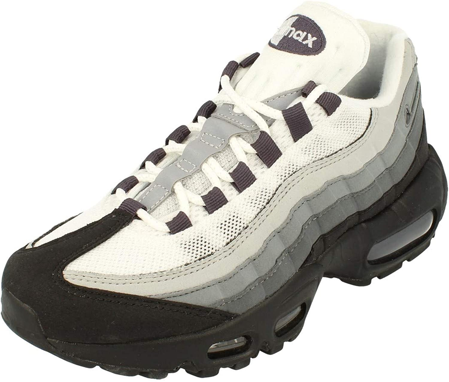 Amazon Com Nike Air Max 95 Mens Running Trainers Cj7553 Sneakers