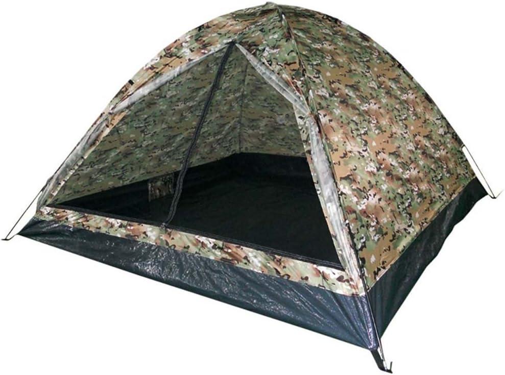 Mil-Tec テント 2人用 IGLU Standard ドーム型テント MULTICAM Camo迷彩