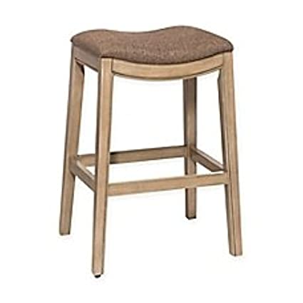 Amazoncom Kenton 30 Inch And 26 Inch Backless Barstool Grey 30