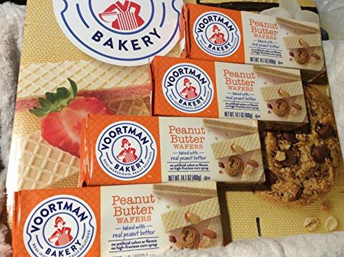 Peanut Butter Wafers (Peanut Butter wafer (4 pack))