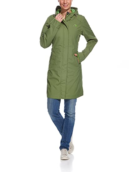 Tabara Mantel Coat Damen Womens Tatonka edxrBWoC