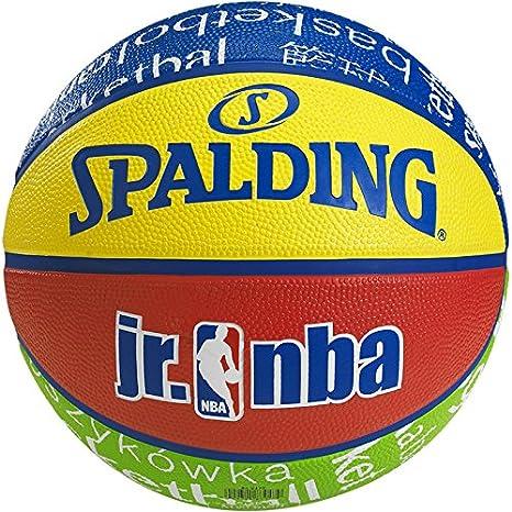Spalding NBA Outdoor Balón de Baloncesto, Unisex niños, Multicolor ...