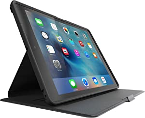 OtterBox PROFILE SERIES Slim Case for iPad Mini 1/2/3 - Retail Packaging - MIDNIGHT WAVES (GUNMETAL GREY/TEMPEST)