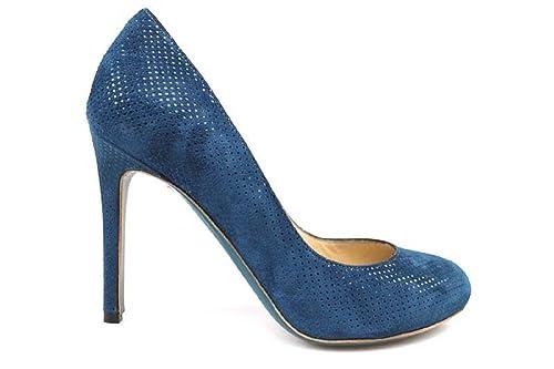 Para Ante 37 Mujer Kt De Vestir 37 18 5 Zapatos Azul Turquesa 7wpXUT