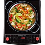 EuroChef 2400W Portable Electric Induction Cooktop