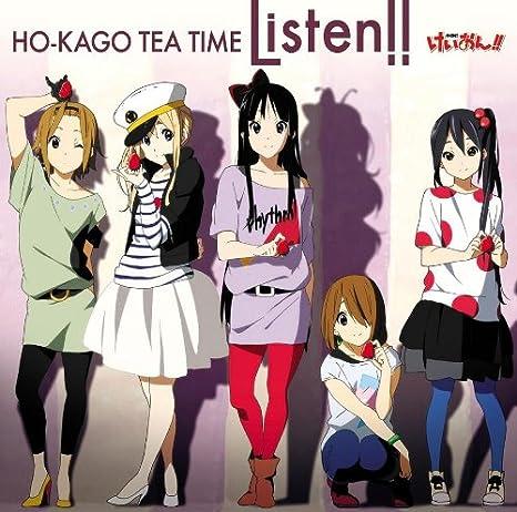 Limited edition Girls Sakurakou K-ON Bu: Cagatake JAPAN CD: K-On
