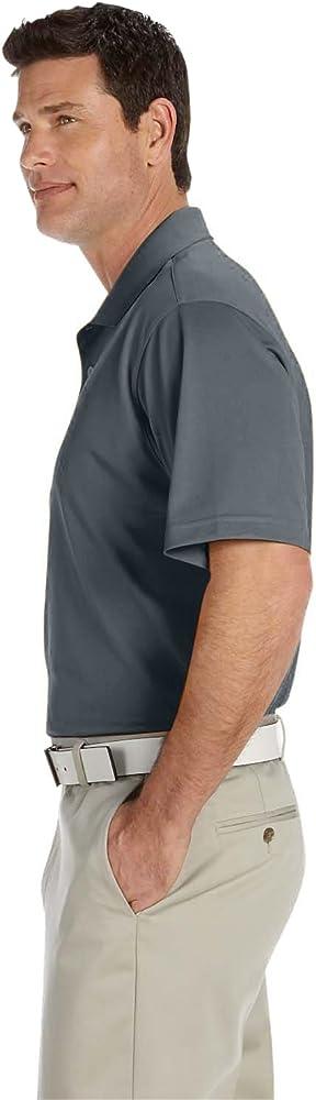 Camiseta tipo polo Adidas Golf A130, ClimaLite, manga corta ...