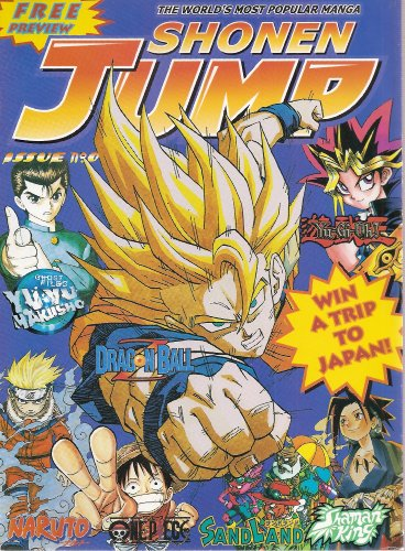 Shonen Jump Issue No. 0