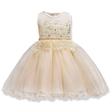 a2da0daa1123 Amazon.com  Girls Special Occasion Dresses Baby Girl Tutu Party ...