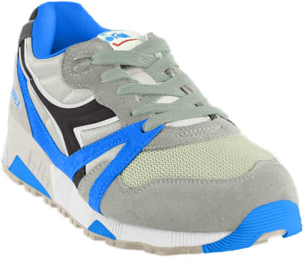 Diadora N9000 Men Round Toe Synthetic Blue Sneakers