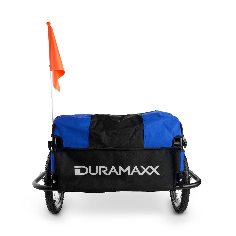 duramaxx mountee lasten fahrradanhänger