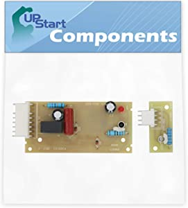 W10757851 Refrigerator Ice Level Control Board Replacement for KitchenAid KSRG25FKSS01 Refrigerator - Compatible with 4389102 Icemaker Emitter Sensor Control Board - UpStart Components Brand