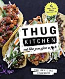 img - for Thug Kitchen: The Official Cookbook: Eat Like You Give a F*ck by Thug Kitchen (2014-10-07) book / textbook / text book