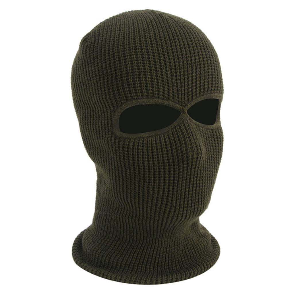 Glumes Balaclava, Ski face Mask,Thermal Motorcycle Neck Warmer and Tactical Balaclava Hood with Ear Covers