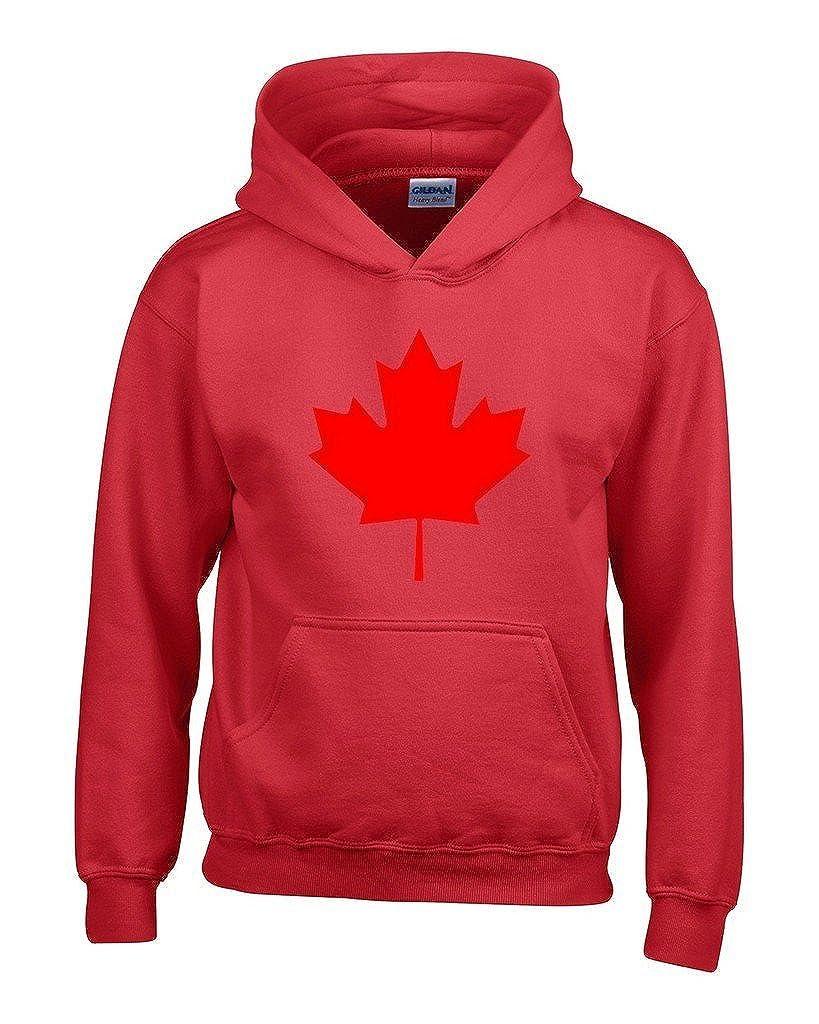 Artix Canada Maple Leaf Unisex Hoodies Proud Canadian Sweatshirts