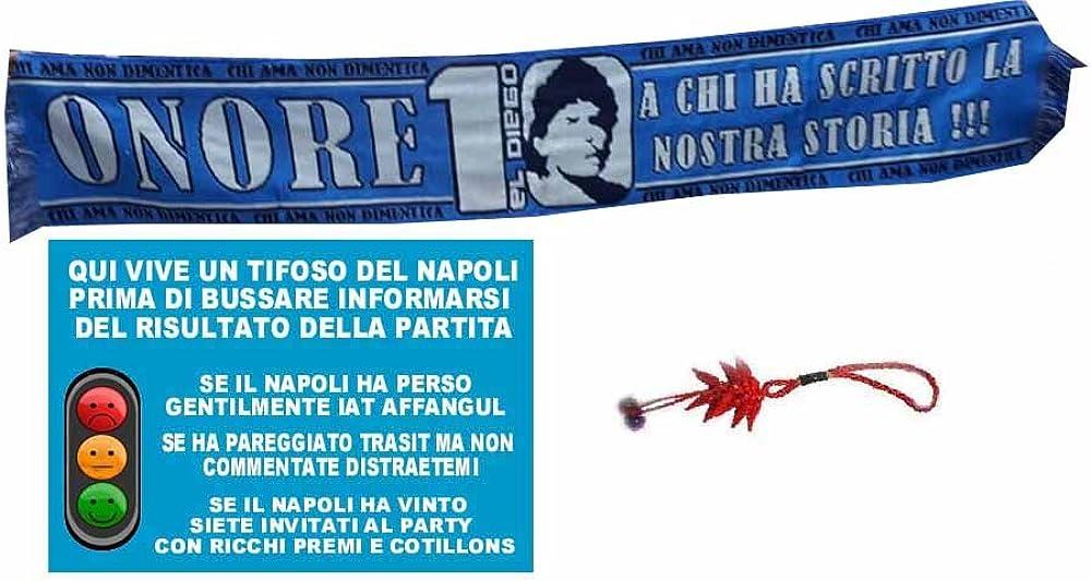 RICEVI Anche Un Portachiavi Corno Rosso portaforuna Napoli ...