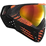 Virtue VIO Contour Thermal Paintball Goggles / Masks - Graphic Amber