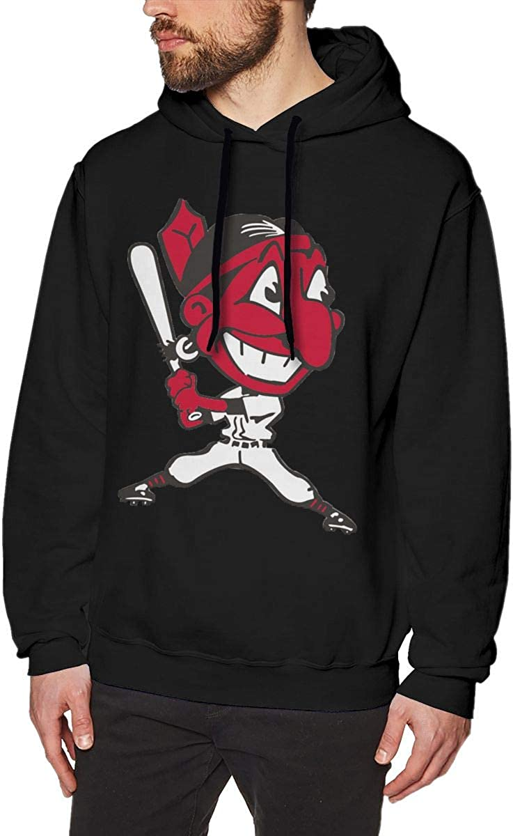 Lemonationob Long Live Chief Wahoo Fashion Mens Hoodie Without Pocket