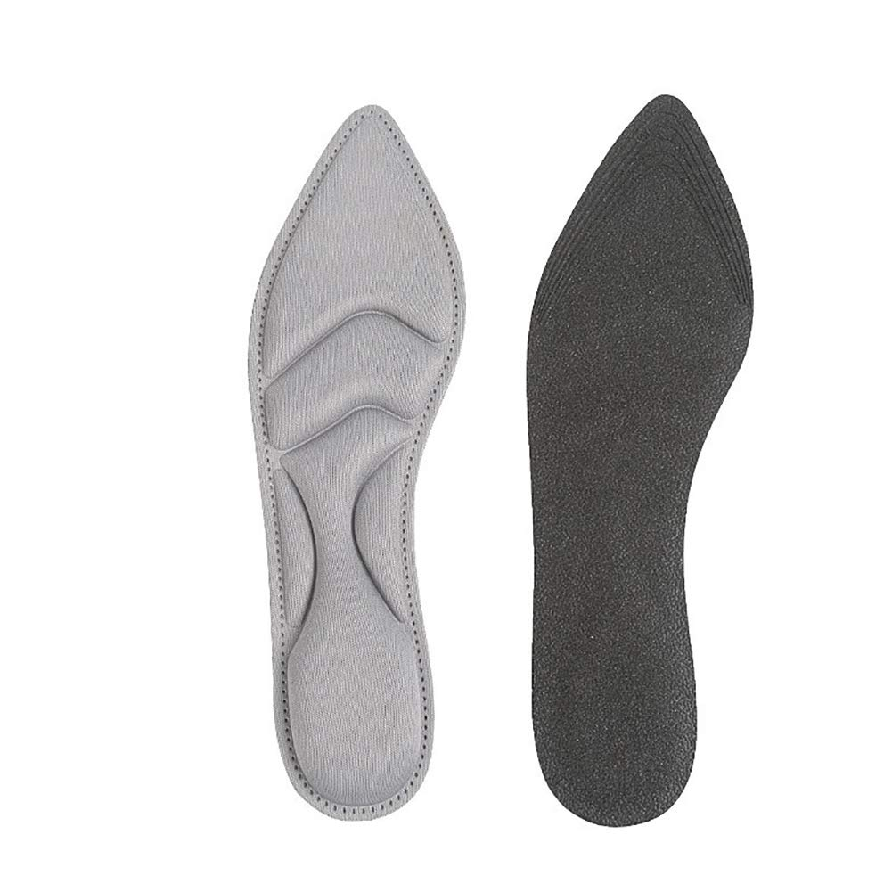 Sponge Pain Relief Soft Insoles Arch Support Cutting Shoe Pad Foot Care 1Pair