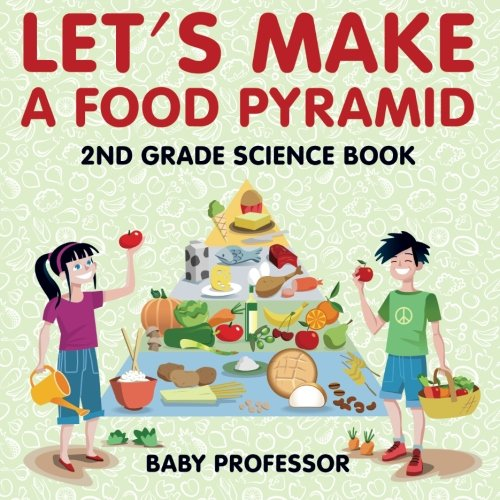 Let's Make A Food Pyramid: 2nd Grade Science Book