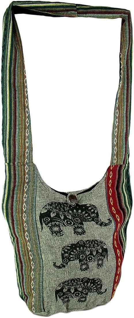 Henna Elephants Boho Tribal...