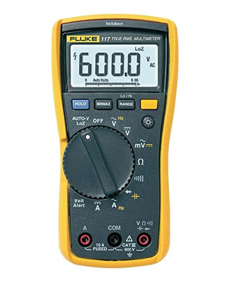 Review Fluke 117 Electricians True