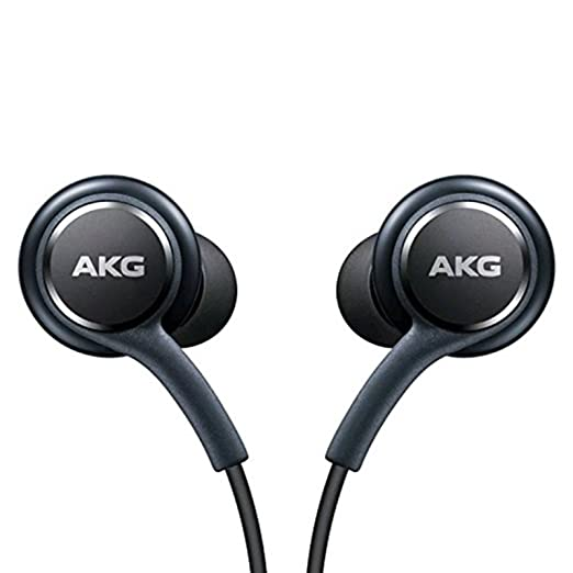Amazon.com: Galaxy S8 AKG Headset oem replacement EO-IG955 For Samsung Galaxy S8 S8+ Note 8: Cell Phones & Accessories