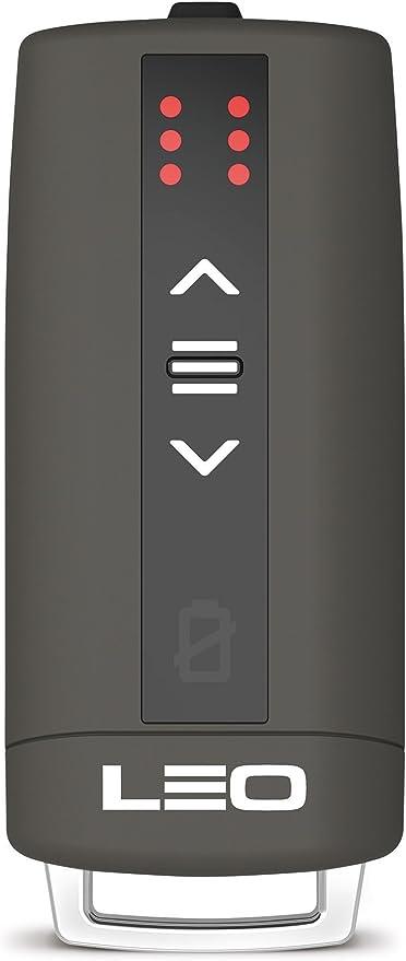 Antracite Portachiavi Completamente Automatico per Massimo 6 Chiavi Colore TrekStor Leo Smartkey