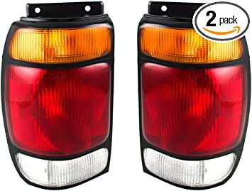 Driver Side New Tail Light for Ford Explorer FO2800113 1995 to 1997