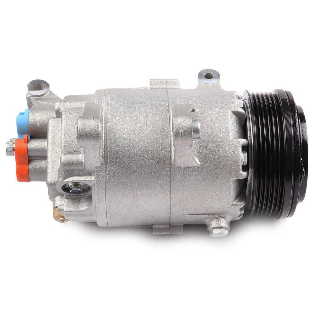 SCITOO CO 11068LC Fits 2002-2006 Mini Cooper 1.6L A/C Compressor (64526918122) 104111-5206-1744411