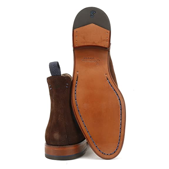Wildleder silsden chelsea boots