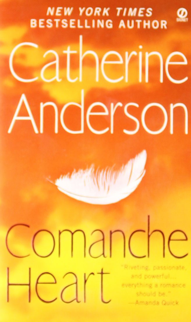 Comanche Heart Catherine Anderson product image