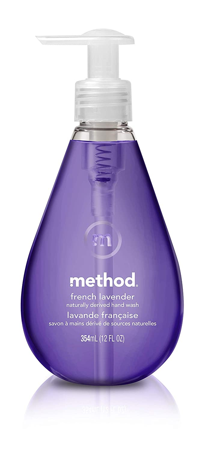 Method Hand Wash, French Lavender - 12 fl oz