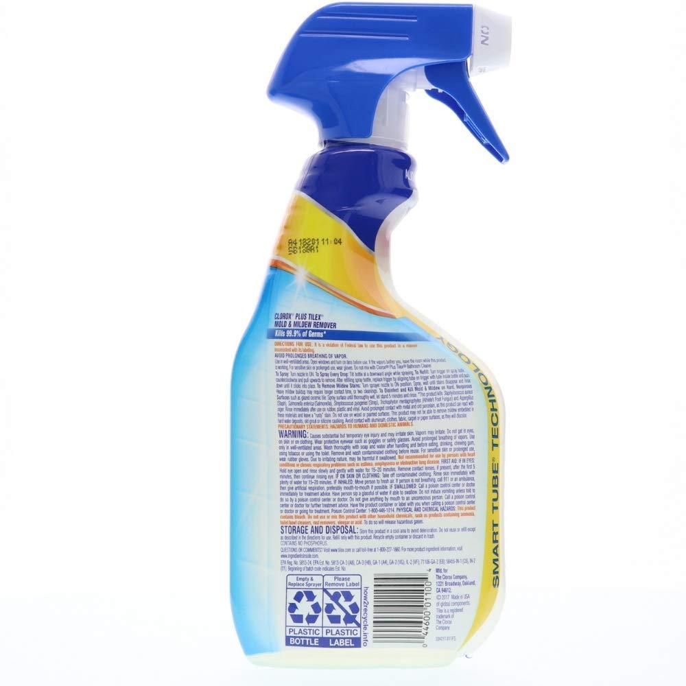 Tilex 9860 Mildew Remover, blue by Tilex