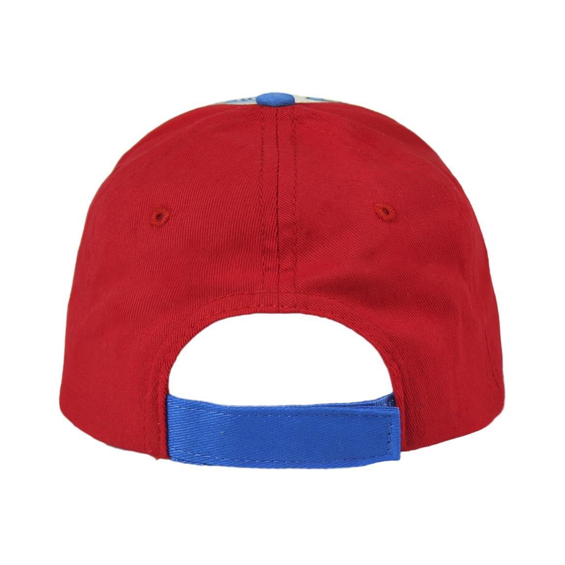 Paw Patrol 2200-2003 Cappello Visiera Cotone Multicolore Bambini