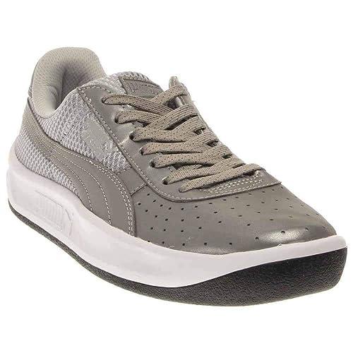 puma scarpe argento