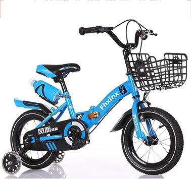 WGYEREAM Bicicleta para Niños, Bicicleta Infantil, Los niños ...