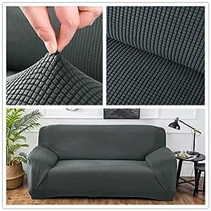 YHviking Gama Alta Stretch Funda de sofá, Todo Incluido ...