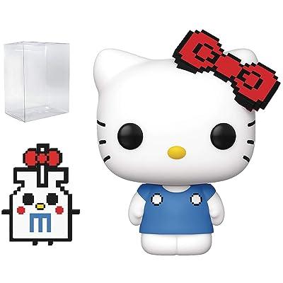 Pop Sanrio: Hello Kitty - Anniversary Hello Kitty Pop! Vinyl Figure (Includes Compatible Pop Box Protector Case): Toys & Games