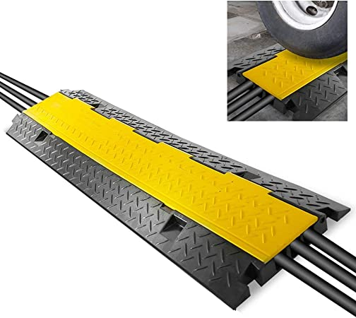 Amazon Com Pyle Durable Ramp Supports 33000lbs Three Channel