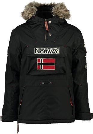 Geographical Norway Parka BOOMERANG hombre AZUL MARINO talla L