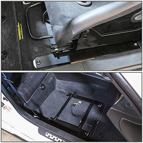 DNA Motoring SBK-LM-FRS Racing Bucket Seat Mount Bracket