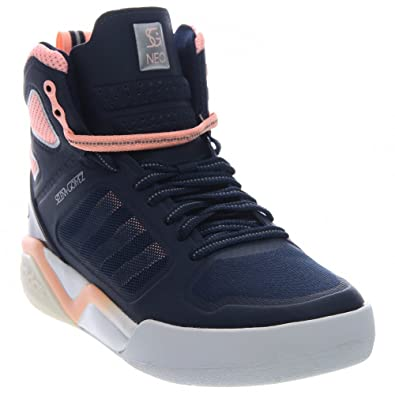 adidas BB95 Mid TM SG - Selena Gomez Womens Sneakers / Shoes-Blue-5