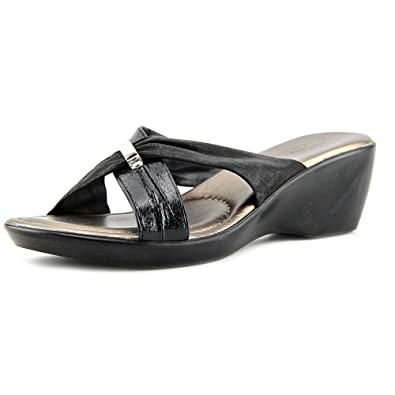 0951f8271 Easy Street Women s Rossano Wedge Sandal