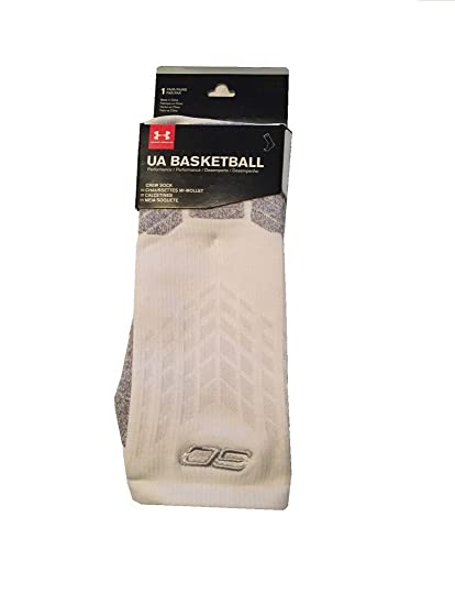 Under Armour Curry UA Basketball Socks (YLG)