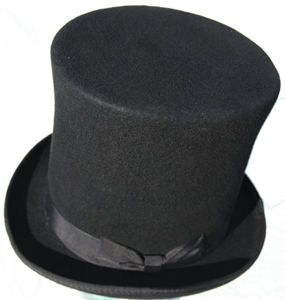 Thorness Stoker Style hoch Brunel Top Hat – Größe XL Vectis