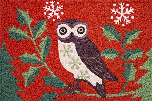 jelly bean rug owl - 5