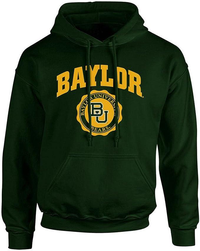 Elite Fan Shop NCAA Hoodie Sweatshirt Dark Heather Arch
